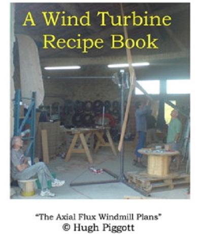 Wind Turbine Recipe Book