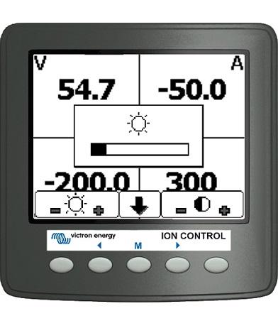 Victron Energy Ion Control Display