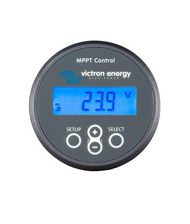 Victron Energy MPPT Control Display